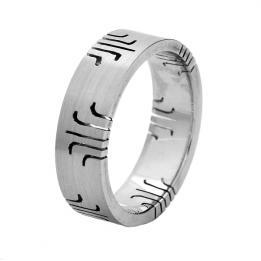 Обручальное кольцо K163, фото 1, цена