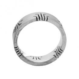 Обручальное кольцо K163, фото 3, цена