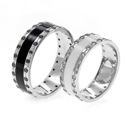 Обручальное кольцо Признание WR13BD, фото 3, цена