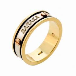 Обручальное кольцо BARAKA WR01, фото 1, цена