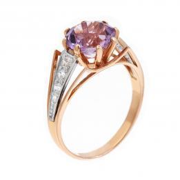 Золотое кольцо RH63, фото 1, цена