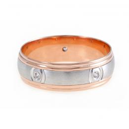 Обручальное кольцо K619