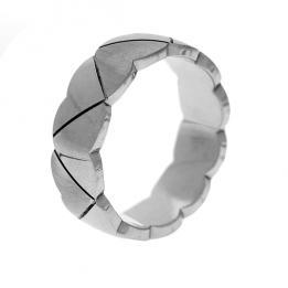 Обручальное кольцо K152
