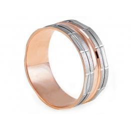 Обручальное кольцо K430