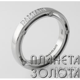 Обручальное кольцо Damiani02WD