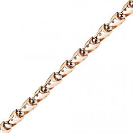 Золотая цепочка ARMANI C03.100